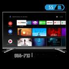 4K HDR 護眼廣色域大型液晶 ISF 模式 電影首選 S55-710